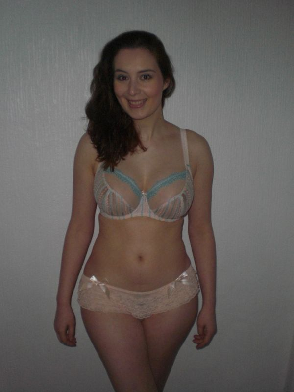 9e9b3810787 That time of year again… Curvy Kate Star in a Bra 2012! – Becky s ...