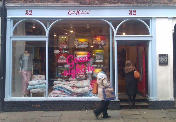 Cath Kidston York Store Becky S Boudoir