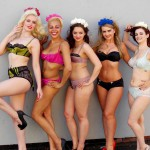 Showcasing Luxury Lingerie: Tallulah Love