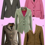 Heritage Trend | Tweed Fitted Jackets