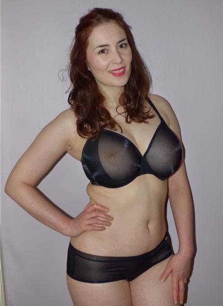 Big boob with big bra